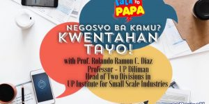 Negosyo ba kamu? Kwentahan tayo! with Barangay LS 97.1FM