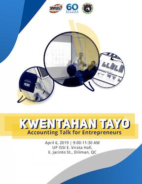 Kwentahan Tayo 2019 Accounting Talk for Entrepreneurs