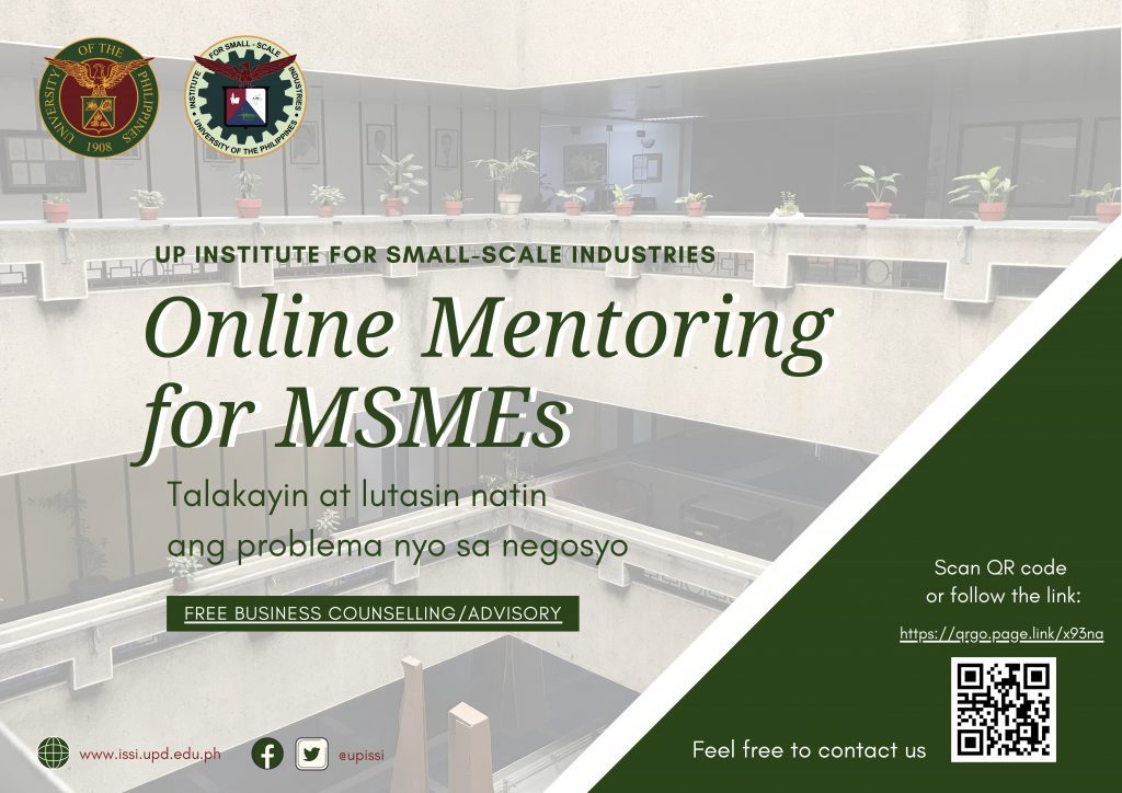 online mentoring for msmes