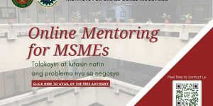 institute for small-scale industriesonline mentoring for msmes