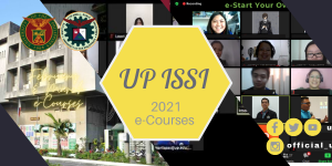 UP ISSI to open e-Courses this 2021
