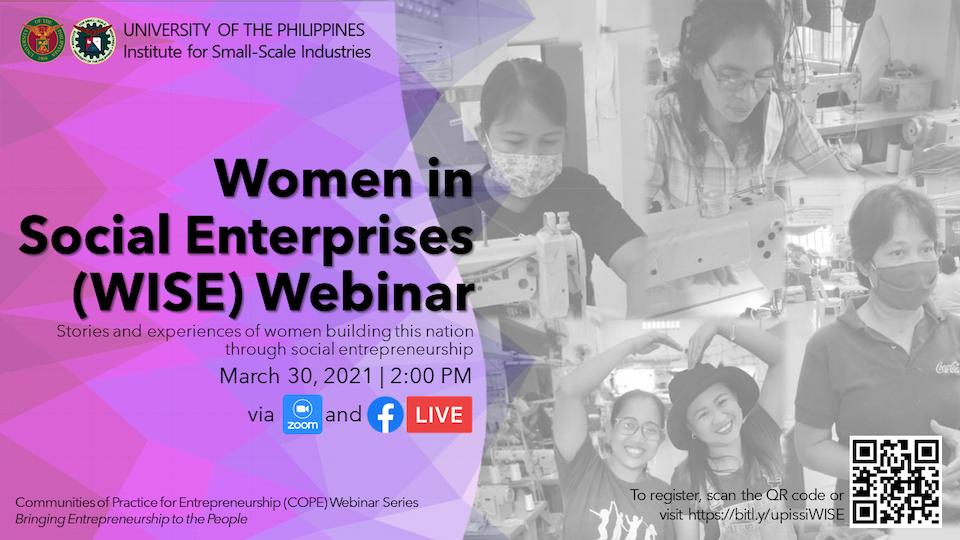 women in social enterprises (wise)