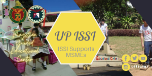 ISSI supports MSMEs Piagetian Guided Educational Center
