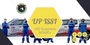 UP ISSI supports MSMEs A&B Professional Pest Solutions