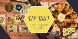 UP ISSI supports MSMEs Dapo at Tisa