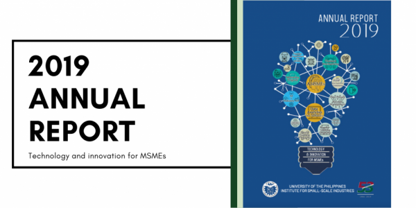 institute for small-scale industries issi 2019 annual report